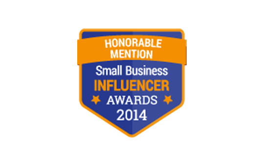 Small Business Influencer - Honorable Mention