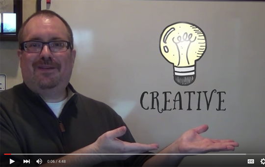 Creative Content Personality Type
