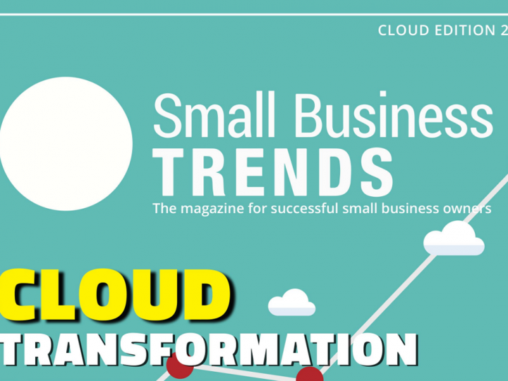 Small Business Trends Magazine, July 2017